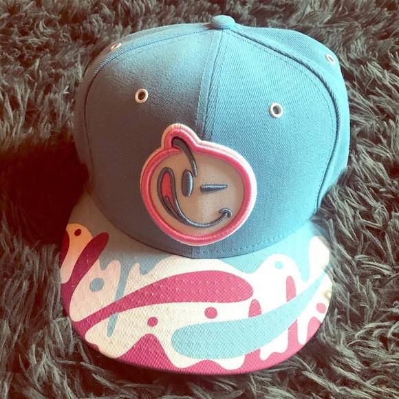 5706c0f0771 YUMS Pastel Snapback Hat. NWT. New Era